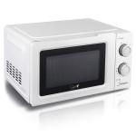 Jalapeno Light Forno Microonde Microwave 20 Litri scongelamento rapido, Bianco
