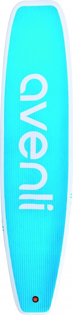 Tavola Stand Up Paddle SUP Gonfiabile ZRAY YOGA SUP da Cm 335x81x15 - Yoga SUP Board