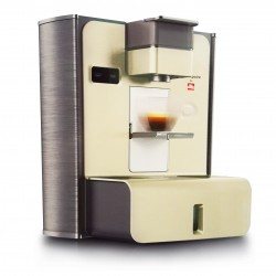 """HOTPOINT - ARISTON MACCHINA CAFFÈ IPER ESPRESSO  COLORE CREMA ARGENTO """"CMHPCHC0H"""""""