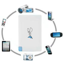 Spice Power Bank 2600 mah Extra slim batteria di emergenza per smartphone