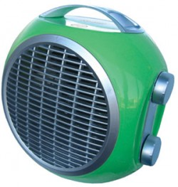"ARGO - TERMOVENTILATORE ""POP GREEN"""