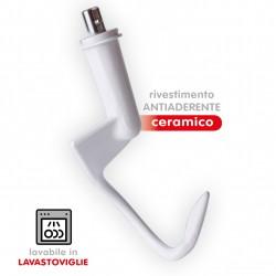 SPICE - Accessorio UNCINO con rivestimento ceramico antiaderente lavabile in lavastoviglie compatibile Spice EMILIA - G3Ferrari PASTAIO - Melchioni SUPREMA