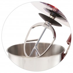 Spice Mixer mescolatore ricambio per Impastatrice Emilia compatibile con - G3Ferrari PASTAIO - Melchioni SUPREMA