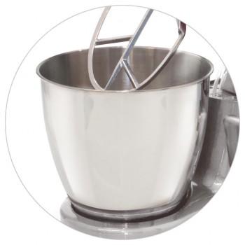 Spice accessorio Ciotola ricambio per Impastatrice Emilia compatibile con - G3Ferrari PASTAIO - Melchioni SUPREMA