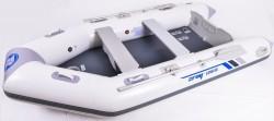 Gommone Tender Canotto Gonfiabile ZRAY AVENGER 500 360x170 Pagliolato Air-Deck remi Pompa Inclusi Motorizzabile