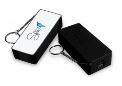 SPICE - 5200 MAH -POWER BANK  BATT. EMERGENZA SMARTPHONE-I-POD-I-PHONE-S 3 -S 4 -S 5- TUTTI I TELEFONI DI NUOVA GENERAZIONE COLORE NERO