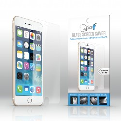 Spice Screen Protector in Vetro temperato anti graffio per I-Phone 6 - 6S sensitive touch