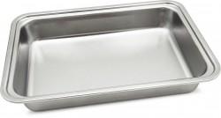 Spice Vaschetta di ricambio Acciaio Inox per Amarillo Inox TRIO e TRIO PLUS scaldavivande elettrico schiscetta box portavivande termico