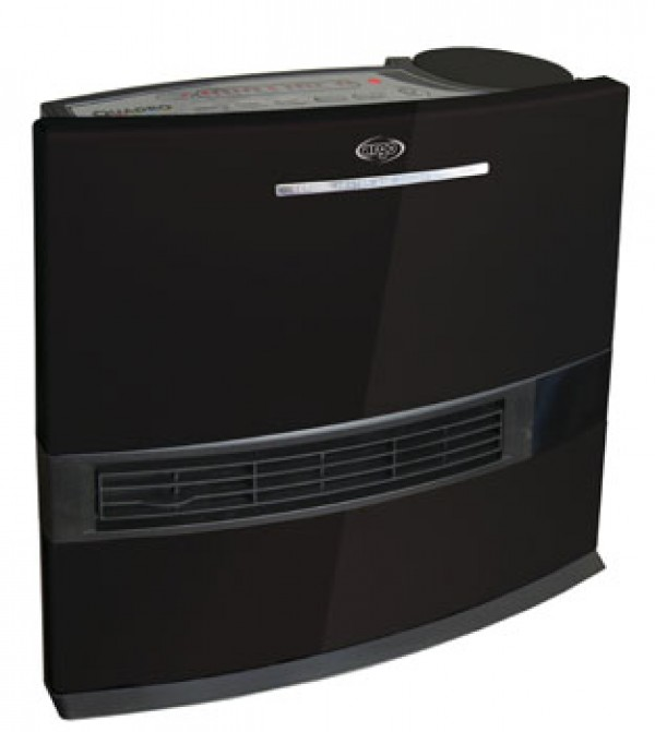 Argo termoventilatore ceramico multifunzione quadro black for Umidificatore argo
