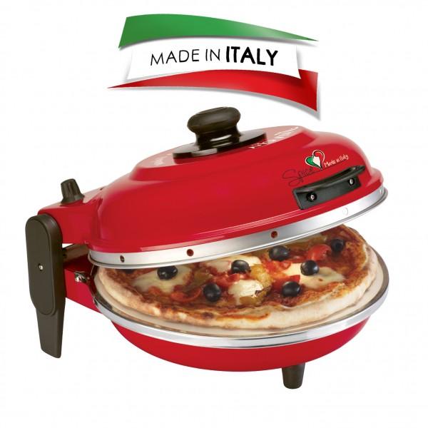 Spice forno pizza diavola 400 gradi 1200 w made in - Pietra per forno elettrico ...