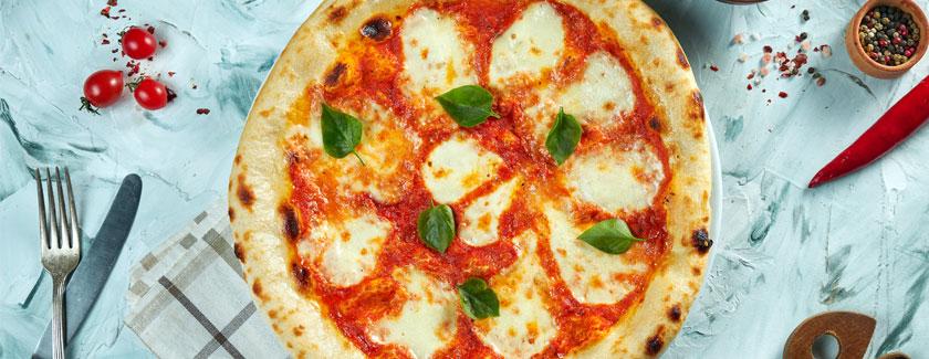 Disciplinare SGT: pizza verace napoletana